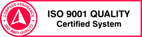 ISO 9001 Quality Certified System