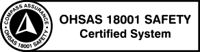 OHSAS 18001 Safety Certified system